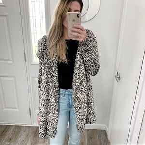 Forever21 Popcorn Cardigan size small
